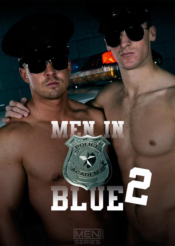 Men in Blue (Connor Kline & Liam Magnuson) (Part 2) at BigDicksAtSchool
