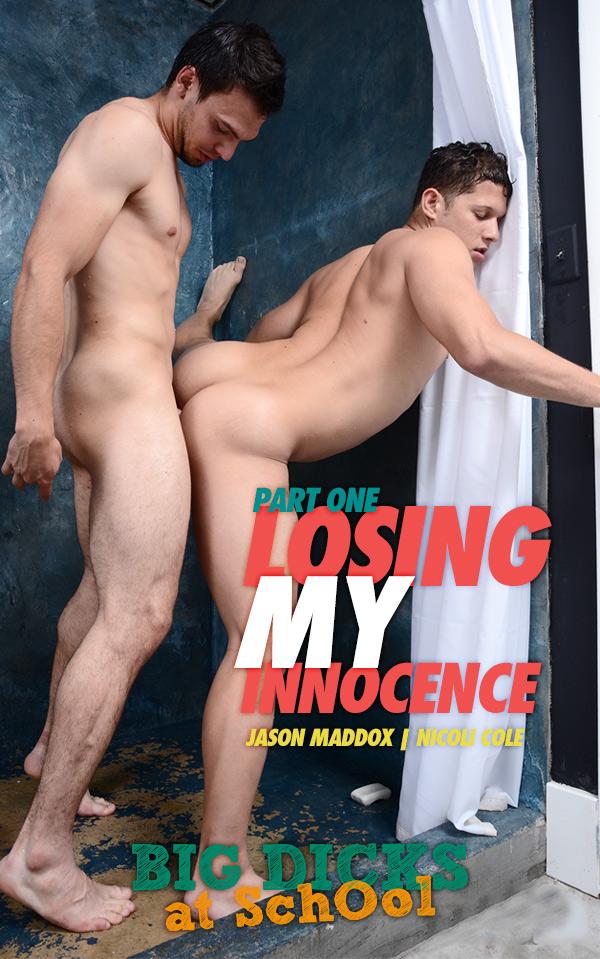 Losing My Innocence (Jason Maddox & Nicoli Cole) (Part 1) at BigDicksAtSchool