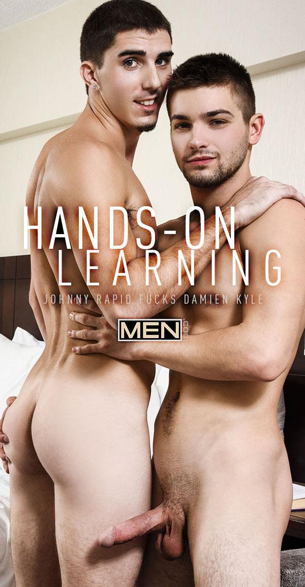 Hands-On Learning (Johnny Rapid Fucks Damien Kyle) at BigDicksAtSchool
