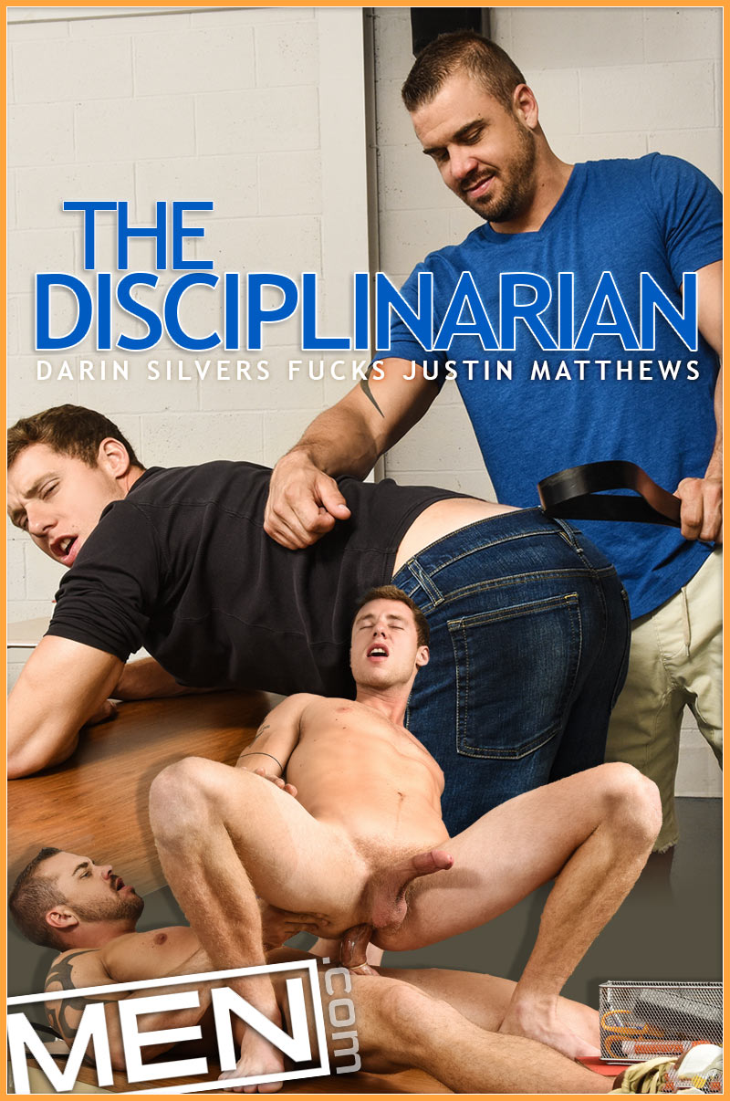 The Disciplinarian (Darin Silvers Fucks Justin Matthews) at BigDicksAtSchool