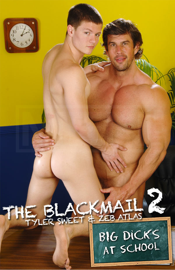 The Blackmail 2 (Tyler Sweet & Zeb Atlas) at BigDicksAtSchool
