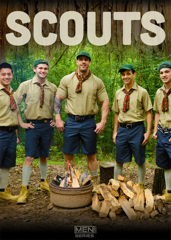 Scouts (CK Steel & Johnny Rapid) (Flip-Flop) (Part 1) at BigDicksAtSchool