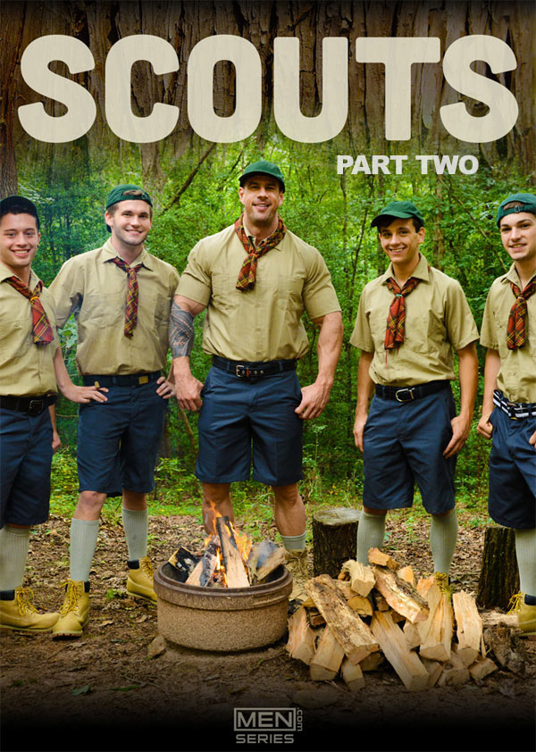 Scouts (Jack Radley & Zeb Atlas) (Part 2) at BigDicksAtSchool