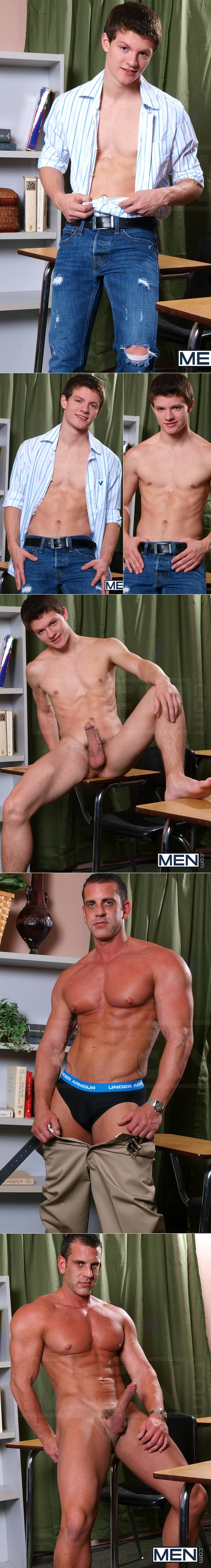 Seducing the Professor (Tyler Sweet & Matt Cole) at BigDicksAtSchool