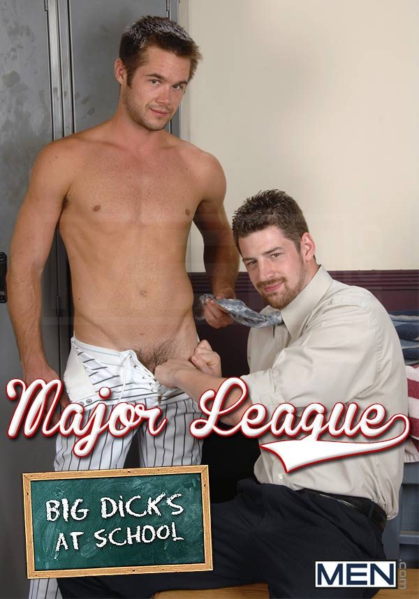 Major League (Andrew Stark & Mike De Marko) at BigDicksAtSchool