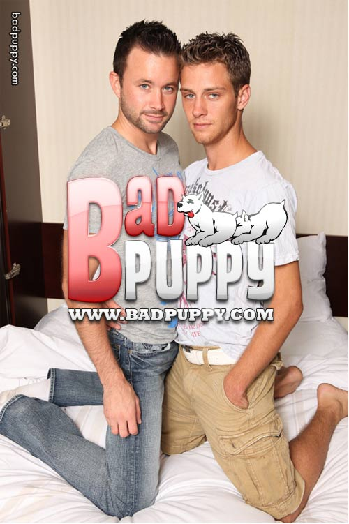 Chad Davis & David Scott at BadPuppy.com