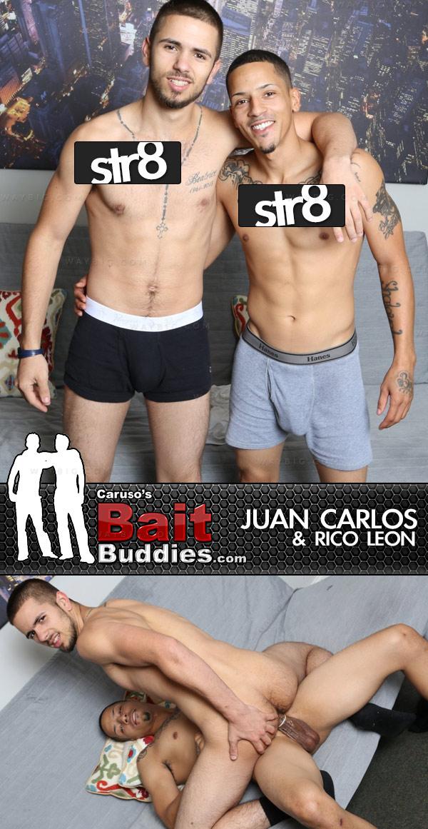 Juan Carlos (Str8) Fucks Rico Leon (Str8) on BaitBuddies.com