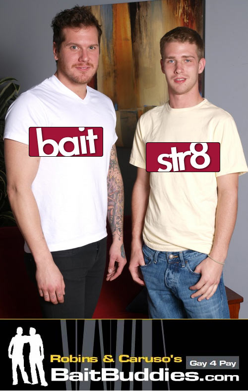 Parker London (Bait) & Cole (Str8) on BaitBuddies.com