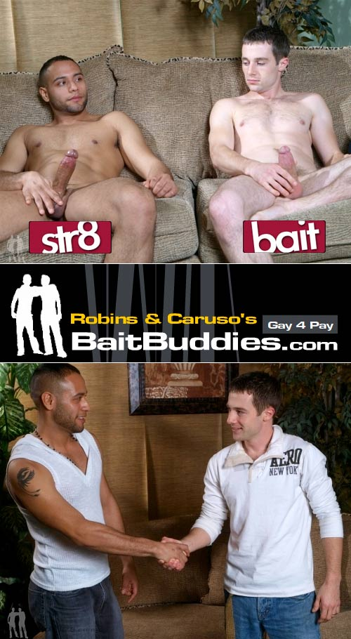 Leo Forte (Str8) & Kurt Wild (Bait) on BaitBuddies.com