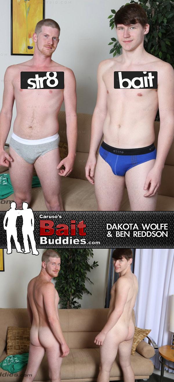 Dakota Wolfe (Bait) & Ben Reddson (Str8) on BaitBuddies.com