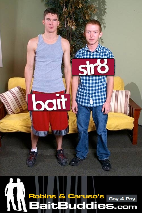 Travis West (Str8) & William Vas (Bait) on BaitBuddies.com