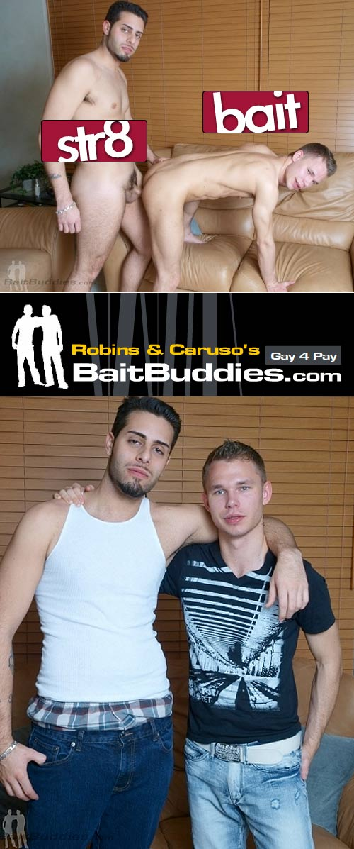 Manny Diaz (Str8) & Zach Alexander (Bait) on BaitBuddies.com