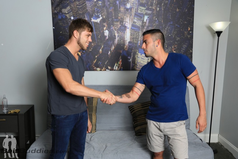 Cesar Rossi (Bait) and Zeus (Str8) on BaitBuddies.com