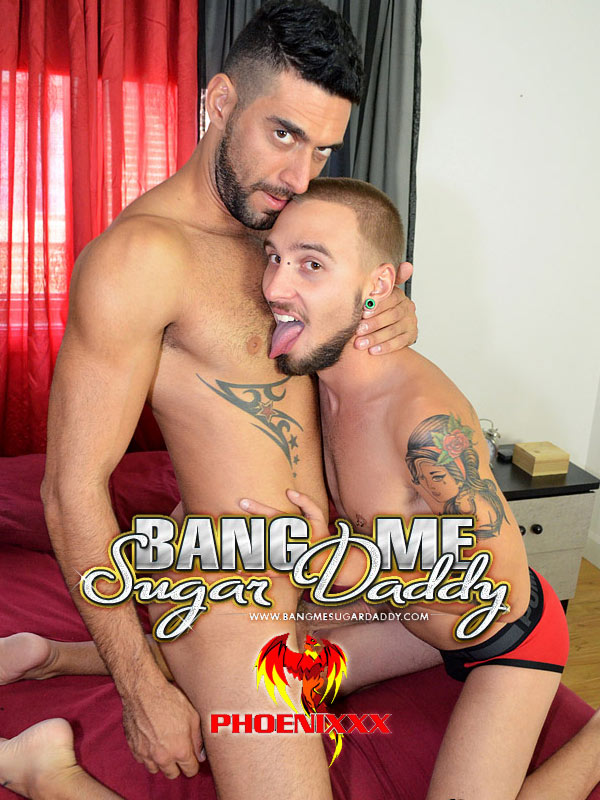 Greedy Bottom Travis Gets Micks Dick (Mick Stallone Fucks Travis Punk) at Bang Me Sugar Daddy