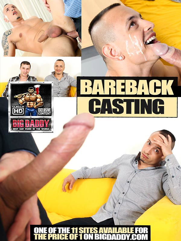 Anal Sex Is Where It's At! at Bareback Casting