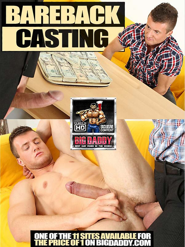 Anal Sex For Money! at Bareback Casting
