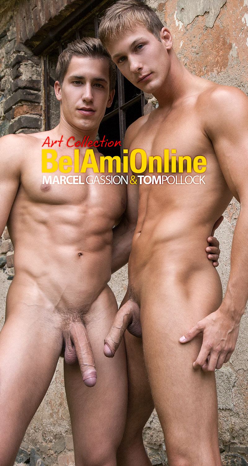 Bel Ami's Art Collection (with Marcel Gassion & Raphael Nyon) at BelAmiOnline.com