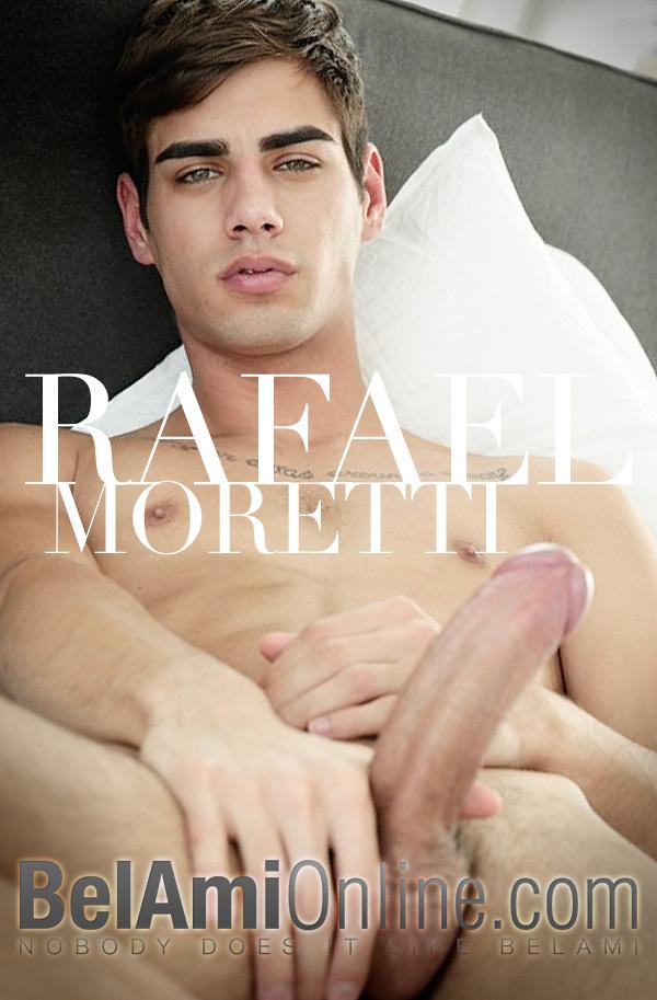 Rafael Moretti at BelAmiOnline.com