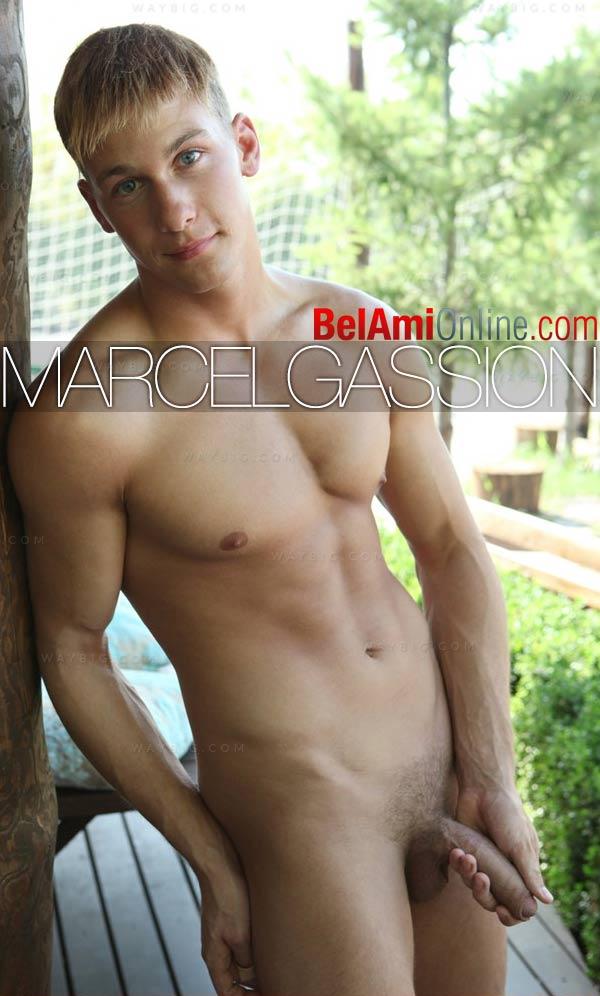 Marcel Gassion (Pin-up) at BelAmiOnline.com