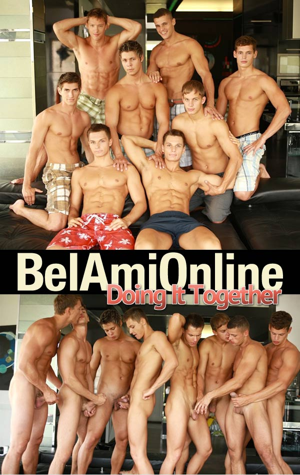 Doing It Together (Orgy) at BelamiOnline
