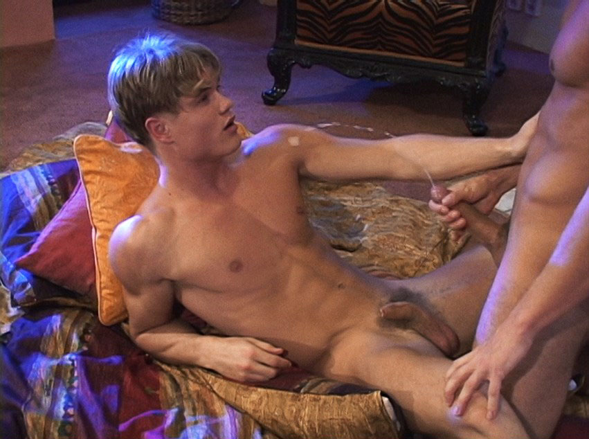 Lukas In Love, Scene 1 (Lukas Ridgeston Fucks Tim Hamilton) at BelAmiOnline.com