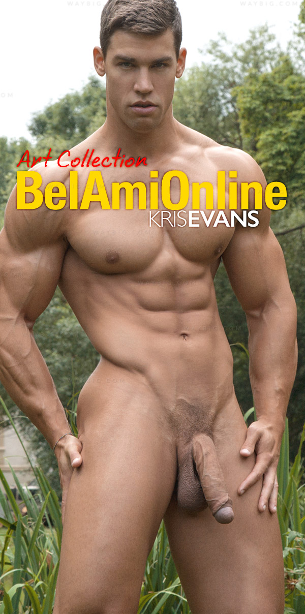 Loving Kris Evans 'Art Collection'at BelAmiOnline.com