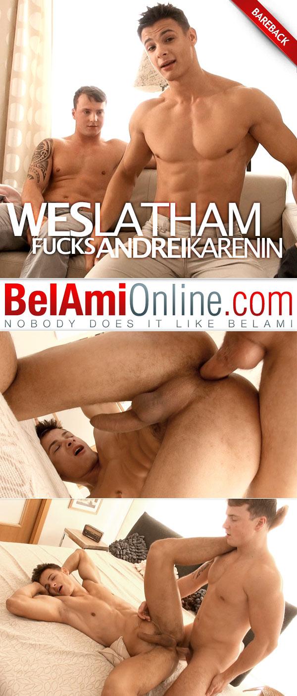 Wes Latham Fucks Andrei Karenin at BelAmiOnline.com