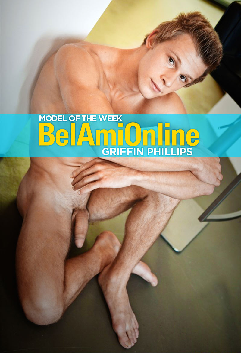 Griffin Phillips [Model of the Week] at BelAmiOnline.com