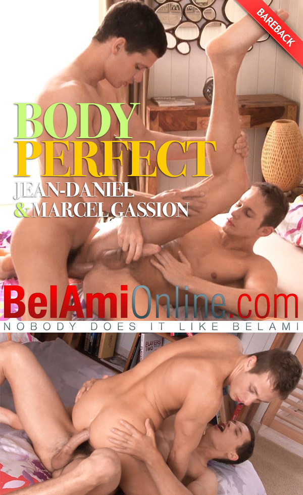 Body Perfect (Jean-Daniel Chagall Fucks Marcel Gassion) at BelAmiOnline.com