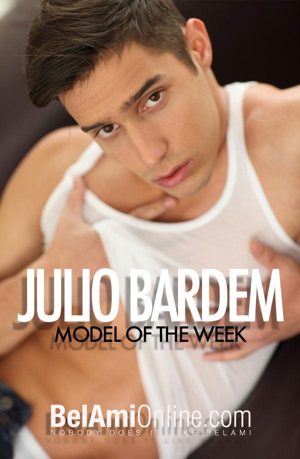 Julio Bardem (Model Of The Week) at BelAmiOnline.com
