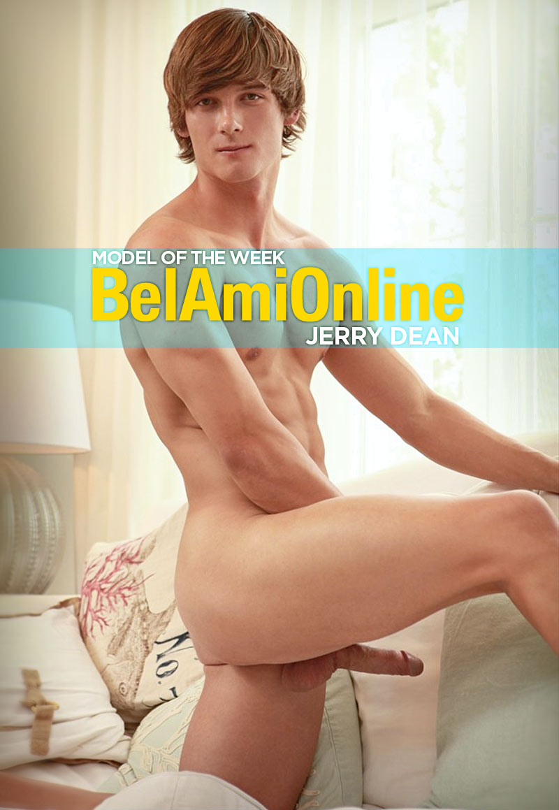Jerry Dean (Model of the Week) at BelAmiOnline.com