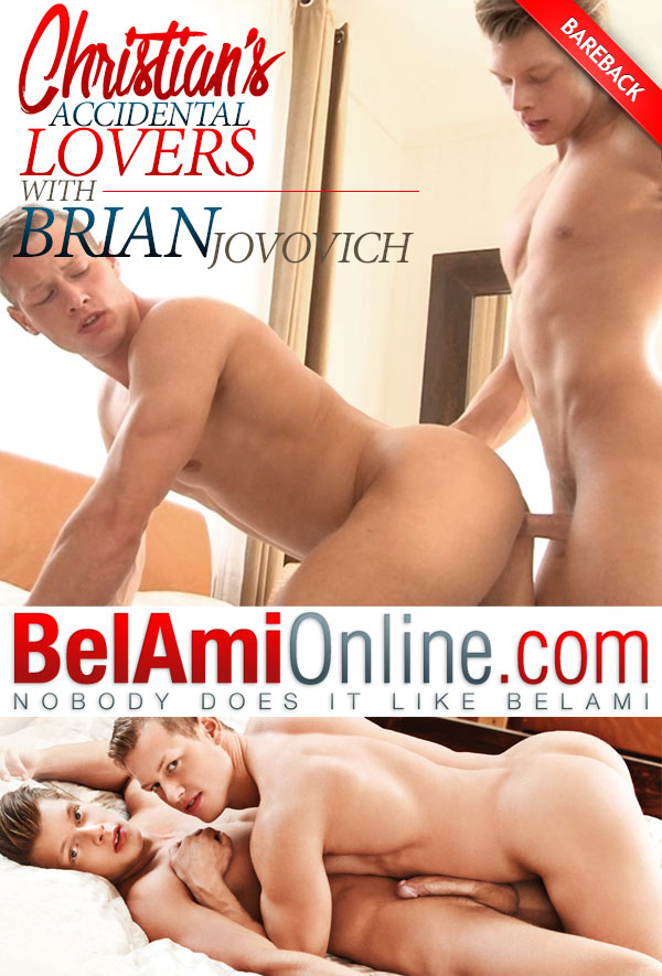 Christian's Accidental Lovers (Christian Lundgren & Brian Jovovich) at BelAmiOnline.com