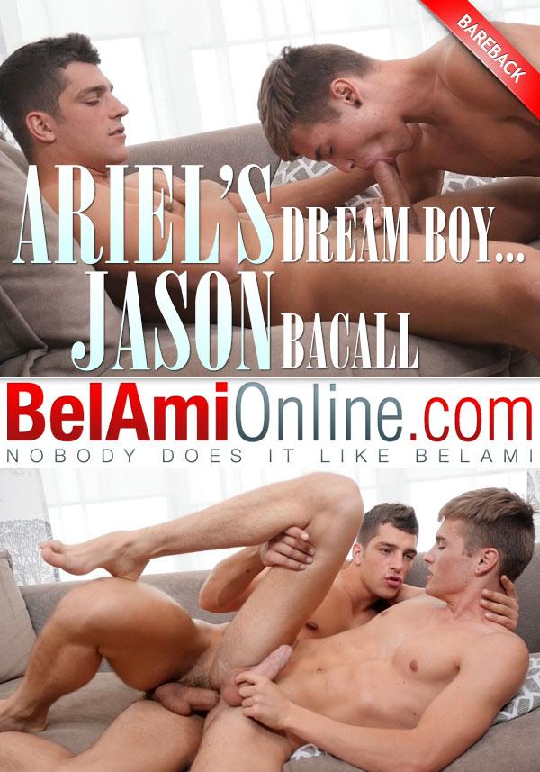 Ariel Vanean's Dream Boy...Jason Bacall at BelAmiOnline.com