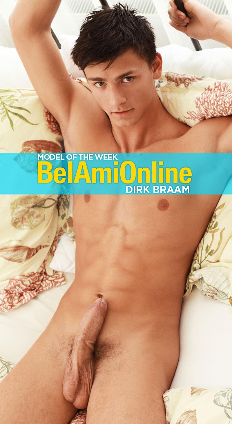 Dirk Braam [Model of the Week] at BelAmiOnline.com