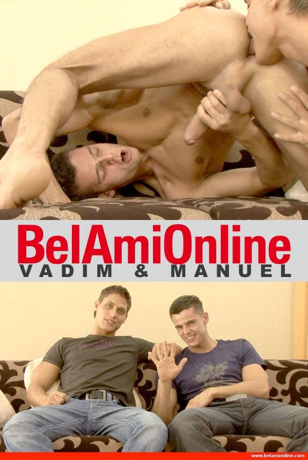Manuel Rios & Vadim Farrell at BelamiOnline