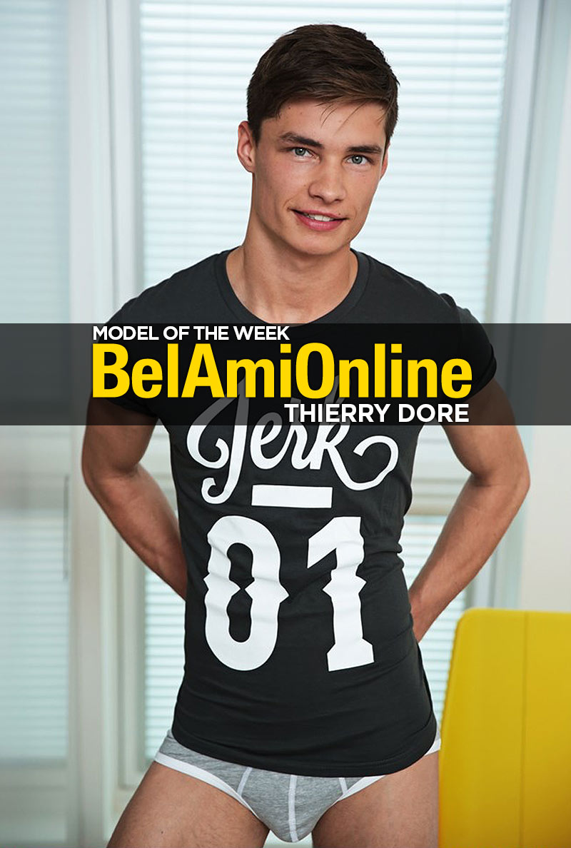 Thierry Dore [Model of the Week] at BelAmiOnline.com
