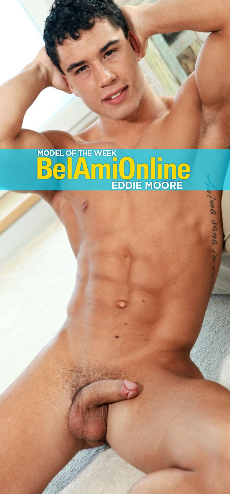 Eddie Moore [Model of the Week] at BelAmiOnline.com