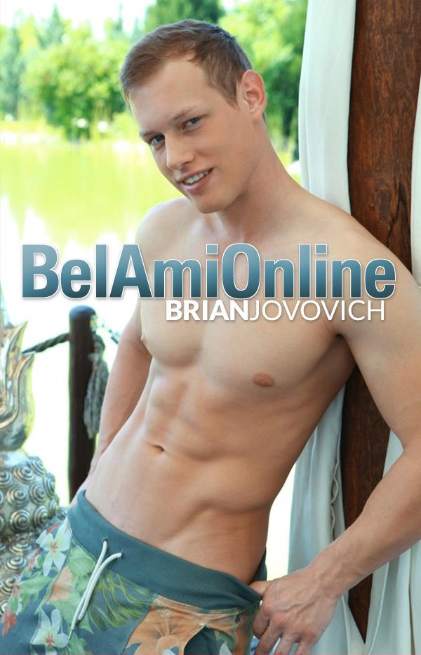 Brian Jovovich at BelAmiOnline.com