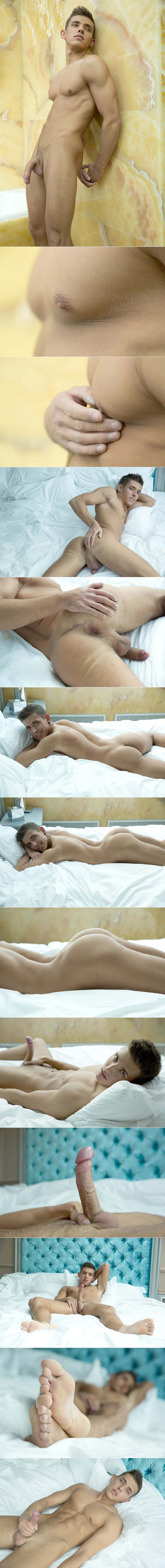 Mario Texeira (Model of the Week) at BelAmiOnline.com