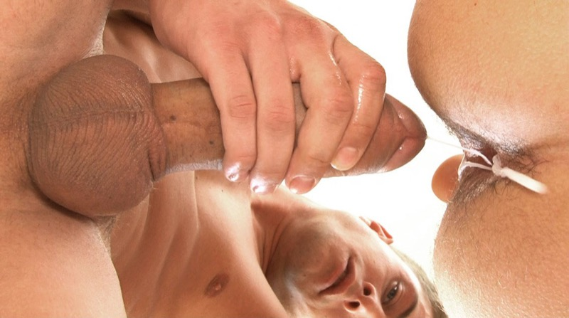 Jack Goes Deep (Jack Harrer Fucks Tony Conrad) (Bareback) at BelAmiOnline.com