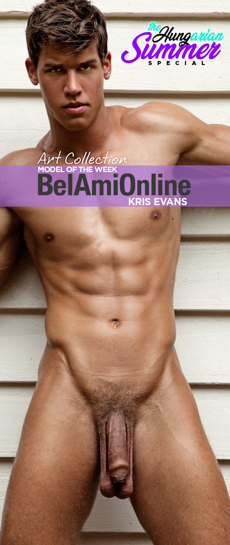 Slovenské studio Bel Ami produkuje gay erotické filmy a fotografie.