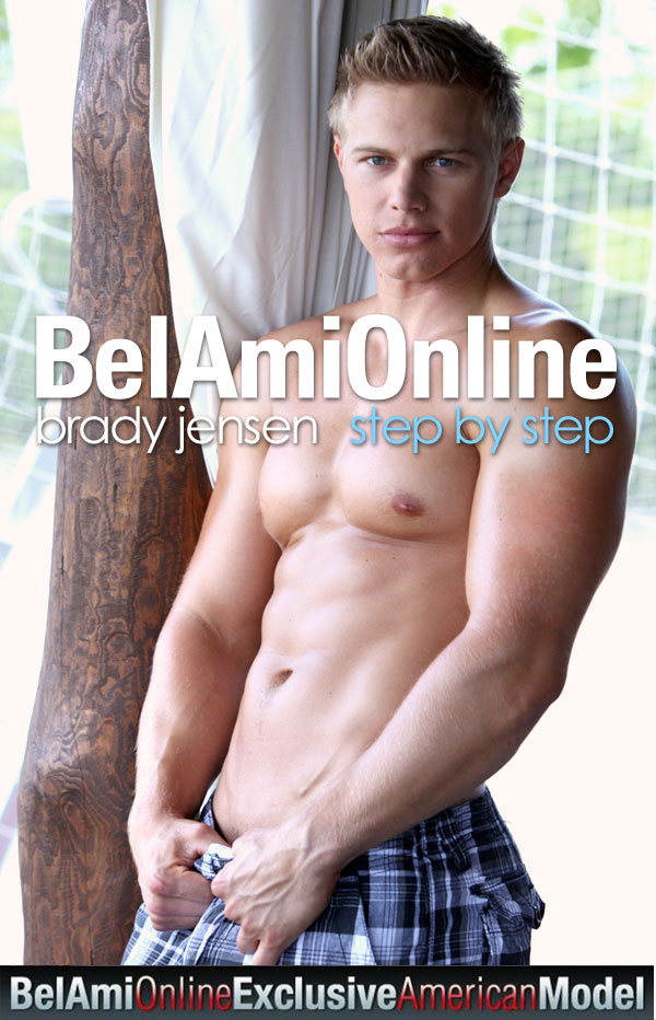 Brady Jensen (Step By Step) at BelamiOnline