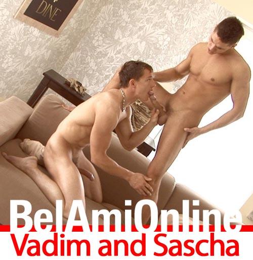 Vadin Farrell & Sascha Chaykin (Part 1) at BelamiOnline