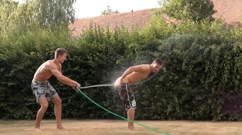 Summer Break (Hoyt Kogan Fucks Nils Tatum) (Part 15) at BelAmiOnline.com