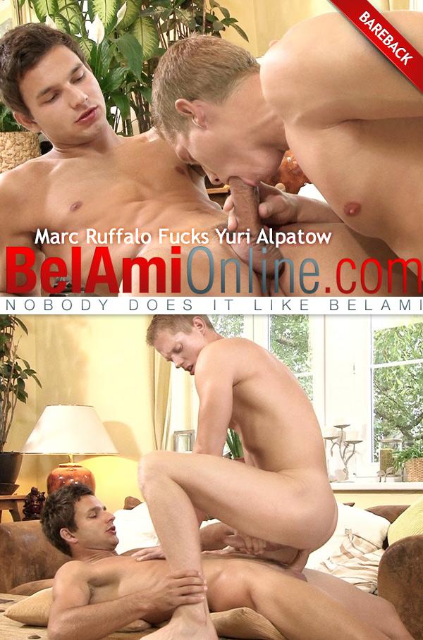 Gentlemen Prefer Blonds (Marc Ruffalo Fucks Yuri Alpatow) (Bareback) at BelAmiOnline.com