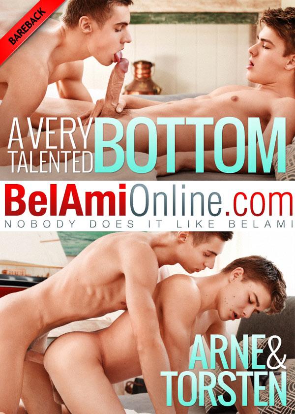 A VERY Talented Bottom (Torsten Ullman Fucks Arne Coen) at BelAmiOnline.com