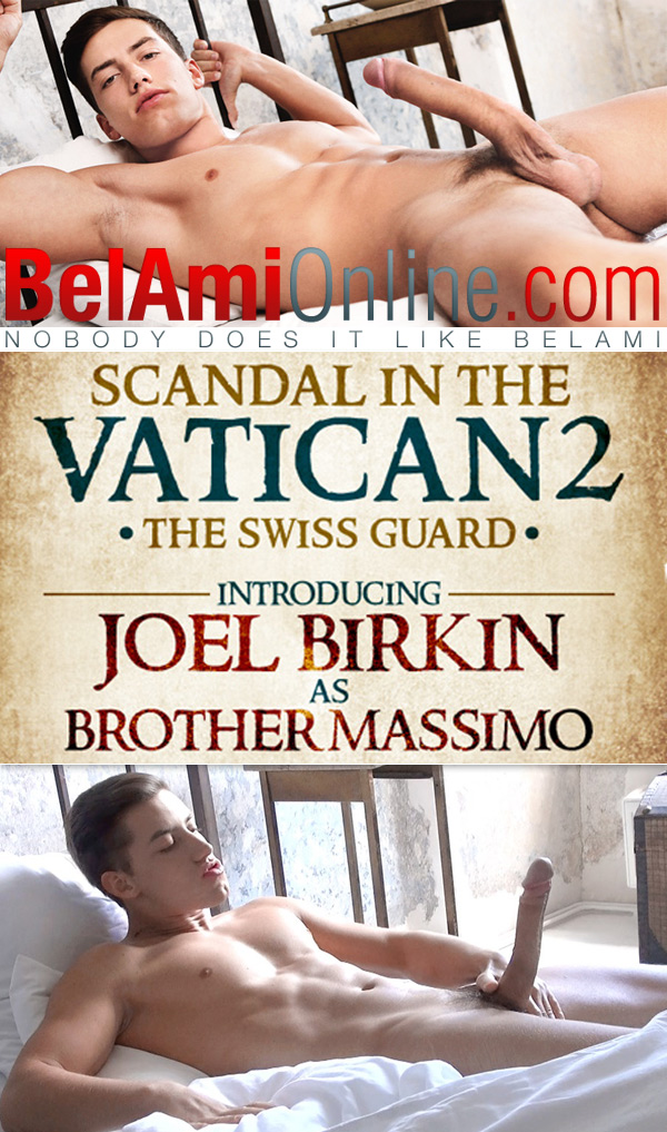 Scandal in the Vatican: The Swiss Guard - Episode 1: Morning Devotions (with Joel Birkin) at BelAmiOnline.com