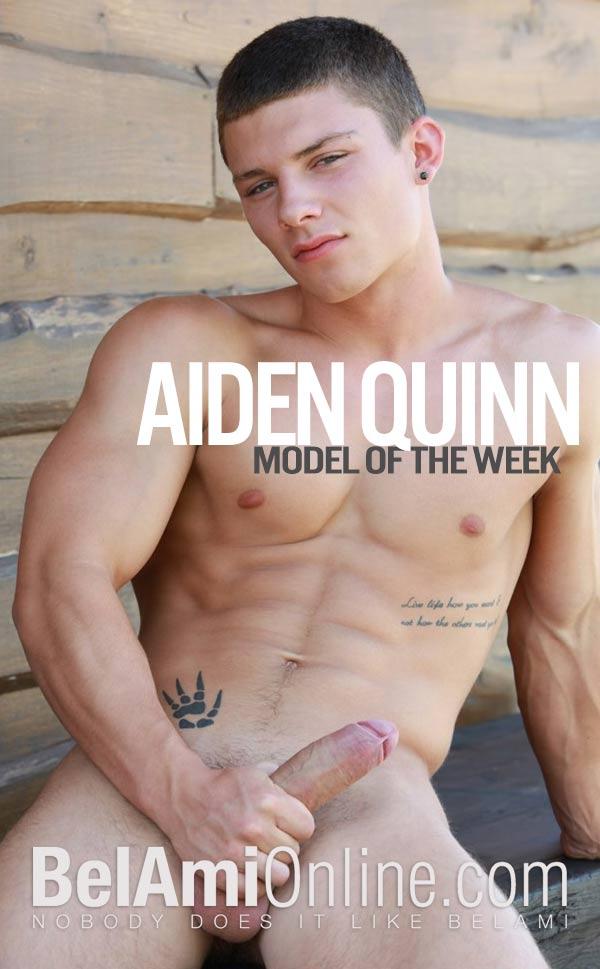 Aiden Quinn (Pin-Up) at BelAmiOnline.com