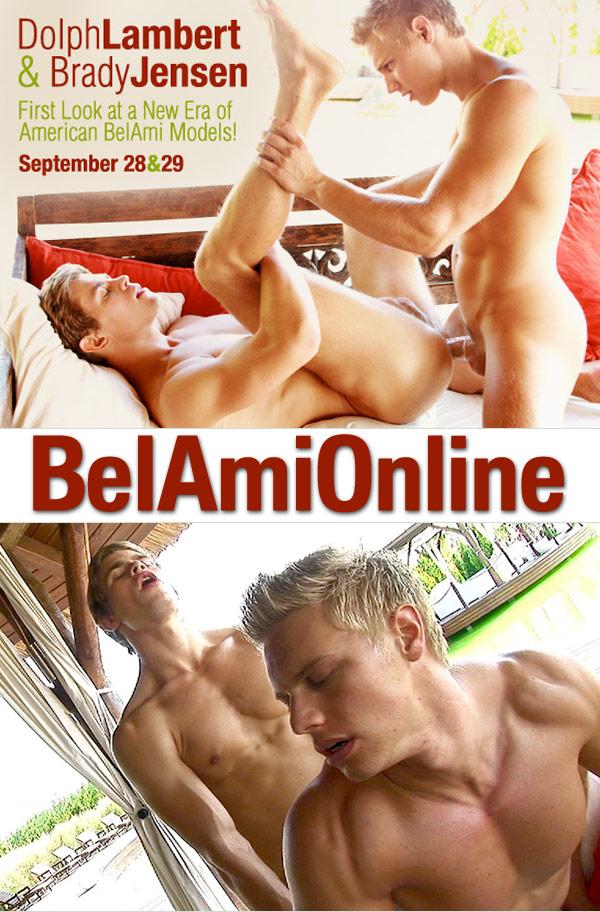Brady Jensen & Dolph Lambert (Part 2) at BelamiOnline