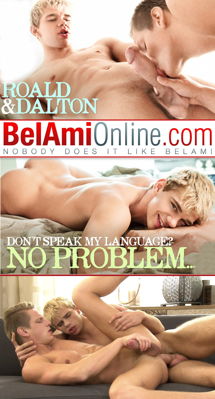 HBel Ami Online: Dalton Briggs Fucks Roald Ekberg at BelAmiOnline.com